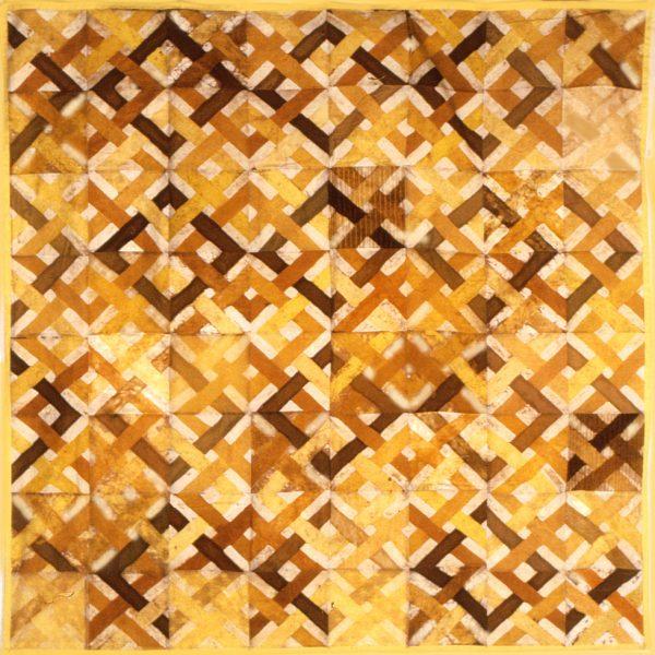 Arazzo Batik 2, tessuti vari