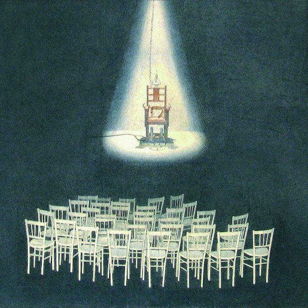 Palco con le sedie