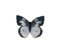 Farfalla spilla, ardesia e pastelli9